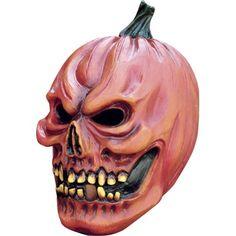 Demon Pumpkin Mask  #nightmarebeforexmas #jackskellington #sally #halloweencostumes
