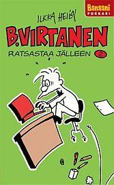 lataa / download B. VIRTANEN 2 – B. VIRTANEN RATSASTAA JÄLLEEN epub mobi fb2 pdf – E-kirjasto