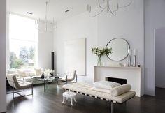 Beautiful Minimalist Home - modern - living room - denver - Designer Premier