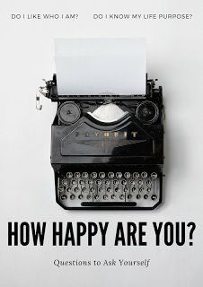 How To Make Money Online: How Happy Are You? - Questions to Ask Yourself