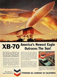 XB-70 Valkyrie, 1964