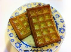 Όλα για τη δίαιτα Dukan Waffles, Low Carb, Breakfast, Healthy, Recipes, Food, Ideas, Morning Coffee, Meal