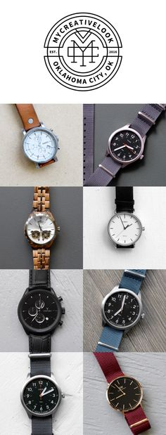 ed6d61de6c1 Some of the watches that I pair with my outfits. Check out  mycreativelook.com