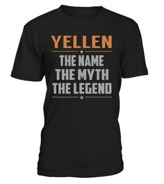 YELLEN - The Name - The Myth - The Legend #Yellen