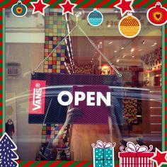 Little Velvet is open from monday to Sunday:)