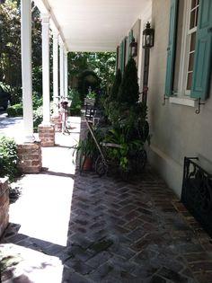 Porches Charleston