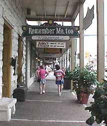 Frederickburg, Tx ... one of the best weekend getaway spots ever! Shop, shop, shop!