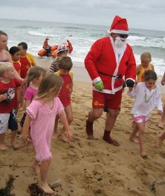 how Christmas is celebrated in Australia