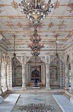 Shivpuri, Madhya Pradesh, India (photo by Thomas, madamasu via Flickr) #places