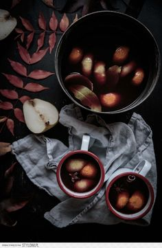 Easy Sugar Free Mulled Wine na Stylowi.pl