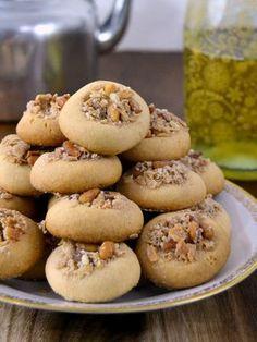 Galletas libanesas de frutos secos