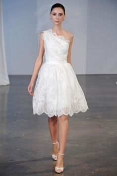 Marchesa Spring 2014 Bridal