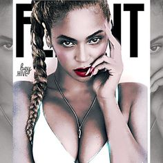 4bb8b962e1 Beyoncé Flaunt Magazine September 2015