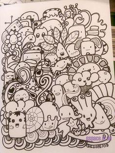 First Kawaii Doodle | Flickr - Photo Sharing!