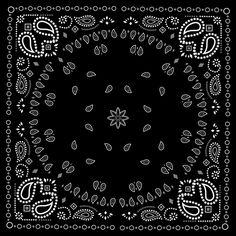 Black with white bandana patterns design vector 01 - https://gooloc.com/black-with-white-bandana-patterns-design-vector-01/?utm_source=PN&utm_medium=gooloc77%40gmail.com&utm_campaign=SNAP%2Bfrom%2BGooLoc