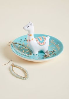 Loveliest Llama Ring Holder - Cell Phone Ring Stand - Ideas of Cell Phone Ring Stand - Loveliest Llama Ring Holder Llama Gifts, Iphone Holder, Jewelry Dish, Jewlery, Diy Schmuck, Clay Creations, Clay Crafts, Home Gifts, House Warming