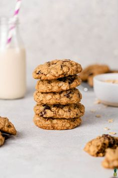 Learn how to make the best classic vegan oatmeal raisin cookies. These cookies are soft and chewy, perfectly sweet, and just so dang good! #vegan #vegancookies #oatmealraisincookies #veganoatmealraisin #classicoatmealraisincookies #dessert #vegandessrt #bestcookies #kidfriendly #dairyfree #eggfree