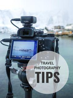 Useful Travel Photography Tips