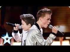 Bars & Melody perform Twista feat. Faith Evans's Hopeful | Britain's Got Talent 2014 Final - YouTube