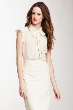 I actually have this dress in a different color!  Yay me!