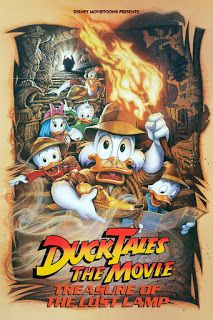 A Magical Challenge: Duck Tales: the Movie