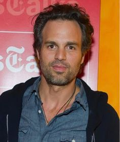 Mark Ruffalo. Could you not just look at that for the rest of your life?