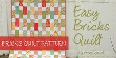 Moda's Bricks Quilt Pattern