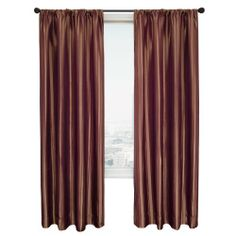 Diplomat Decor Soccavo Solid 84-Inch Rod Pocket Panel, Plum by Diplomat Decor. $30.36. Panel measures 55-inch by 84-inch. 55-Percent Polyester 45-Percent Nylon. Elegant striped taffeta. Diplomat Decor Soccavo 84-Inch Rod Pocket Panel, instantly updates your home decor. Available in 16 colors.