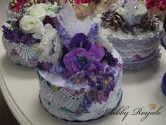 ~These are fun little boxes by Shabby Royale