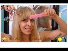 Flequillo con remolinos(solución)#1 - YouTube