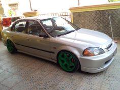 ek+sedan | My Silver EK Sedan