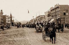 Montrose Colorado est 1882.