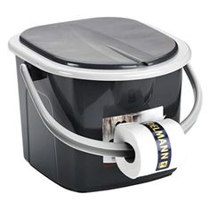 Camping Toilet Tank Camping Toilet Seat With Legs Tent Camping, Camping Gear, Outdoor Camping, Portable Toilet For Camping, Long Car Trips, Car Camper, Rv Bus, Bin Bag, Sewage System