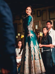 India Couture week 2014! Mesmerised! Manish Malhotra!