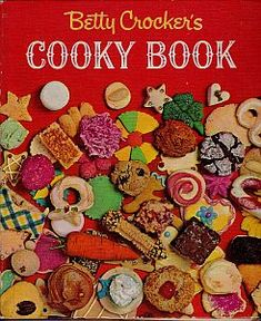 Betty Crocker's Cooky Book.  I loved looking at it!