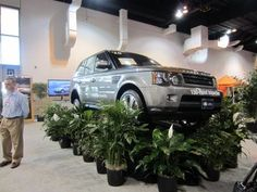 Select Certified Pre-Owned 2010 Range Rover Sport - Seen at the 2012 Denver Auto Show, Compliments of Land Rover Flatirons