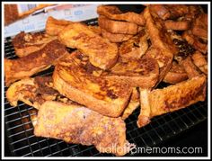 about Frenchy Toast on Pinterest | French toast, Pumpkin french toast ...