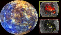 NASA Discovers Organic Matter and Water on Mercury – The Closes Planet to the Sun