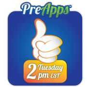 At PreApps, we receive hundreds of apps before they launch. We select the top apps to watch every we