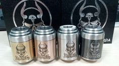 lethal rda has four colors :ss / gold / black / copper ... roger.kevin3(skype)  +86 189 2654 9815(whatsapp)