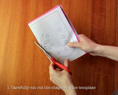 Printable Papel Picado template with tutorial   Happy Thought