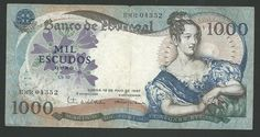 1000 #Escudos #Portugal 1967 http://www.kollectbox.com/explore/#/item/profile/56ae4945bf25d2fd0e5c79ee #marketplace for #banknote #collectors #papermoney #buybanknotes #banknotesforsale #sellbanknotes #papermoneyforsale #sellpapermoney #buypapermoney
