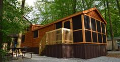 Park Model Log Cabin just $21,900 Click to View Floor Plans and Photo Gallery