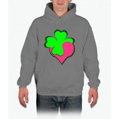 Shamrock Clover St Patrick's Day- saint patrick day shirts Hoodie