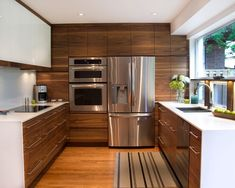 Modern Kitchen. キッチンのインテリアコーディネイト実例