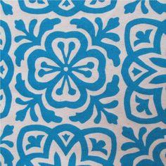 Moroccan Tile print (detail) - (Helen Rawlinson - etsy)