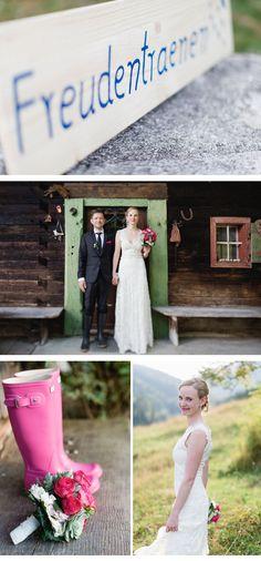 #rustic #bavaria #outdoorwedding #mountains #almhochzeit #berge #photography #octaviaplusklaus
