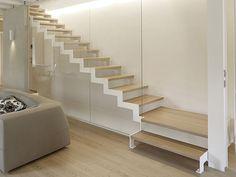 Каталог товаров - Лестницы серии LaFont - лестница на тетиве