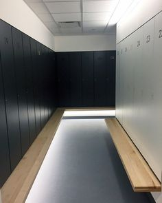 Office Lockers, Used Lockers, Employee Lockers, Office Storage, Storage Room, Locker Storage, Built In Bench, Bench Seat, Mobile Storage