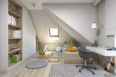 House No. 7 on Behance Large Bedroom, Kids Bedroom, Baby Room Decor, Bedroom Decor, Teenage Room, Girl Bedroom Designs, Kids Room Design, Home Decor Furniture, House Rooms